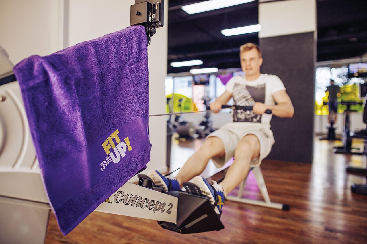 ako sa stat clenom fitness centrum fitup