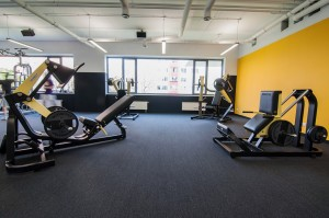 fitness centrum Bratislava Petrzalka