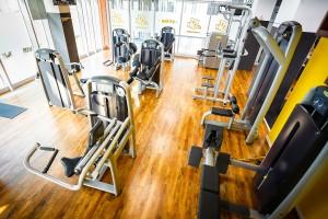 najlepsie fitness centrum ruzinov
