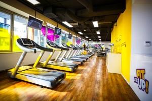 Fitness centrum ružinov