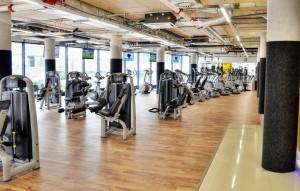 fitnes centrum zilina