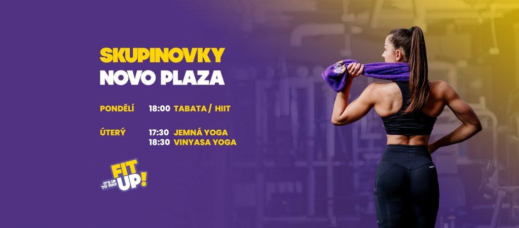 NOVINKA Od 7.6 spouštíme skupinovky v Novo Plaza, Praha